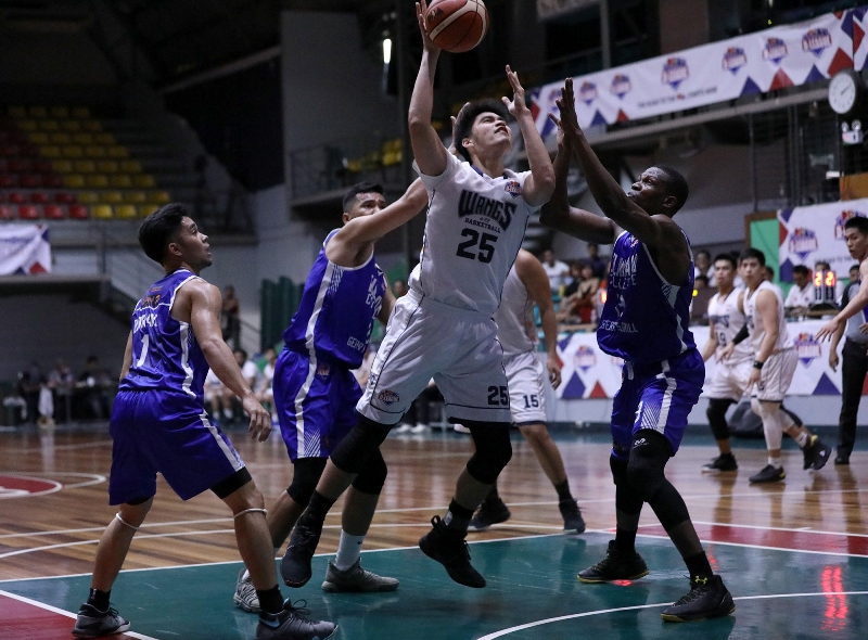 Ex-UAAP standouts join MPBL