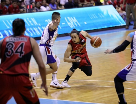 Terrence Romeo of San Miguel Beer (PBA Images)