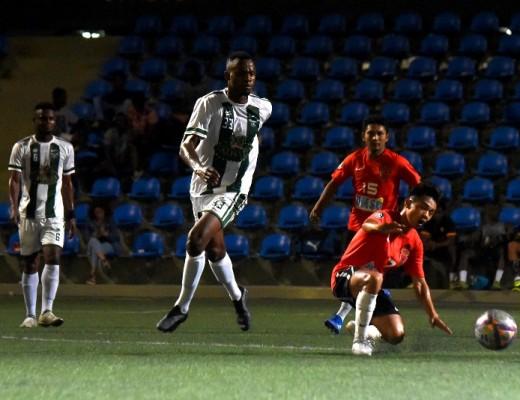 Philam Life 7s Football Men Quarterfinals between Super Eagles and Tondo FC 2.
