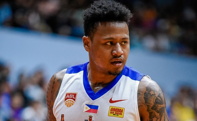 Gilas Pilipinas: Parks begged off out of respect to seniors