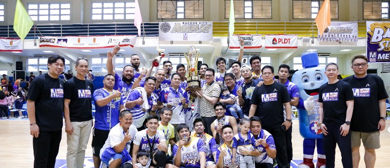 Metro League: Caloocan rules U17 division, Bacoor Strike champs