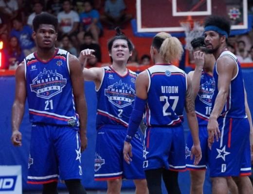 Manila Stars (MPBL photo)