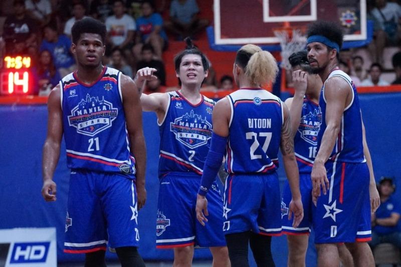 MPBL: Manila sparkles; Marikina, Batangas City triumph