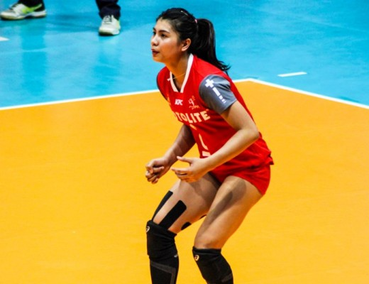 Myla Pablo of Motolite (PVL photo)