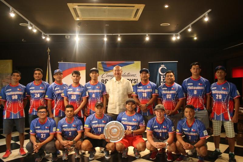 World Men's Softball Championships: Blu Boys face Cubans in game 1
