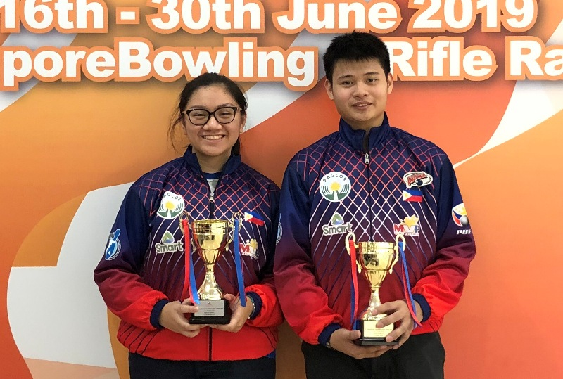 Merwin Tan cops Singapore Open Youth Masters title
