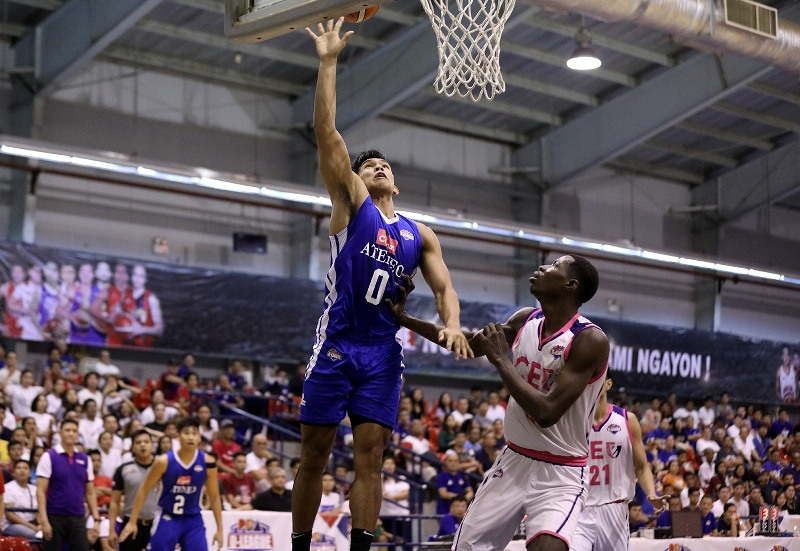 PBA D-League: CEU out to spoil Ateneo party