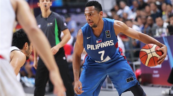 FIBA World Cup: Castro questionable for Gilas Pilipinas in China