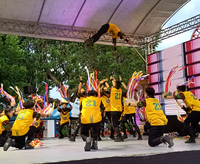 Agilakas Gumalaw 2019 Dance Competition