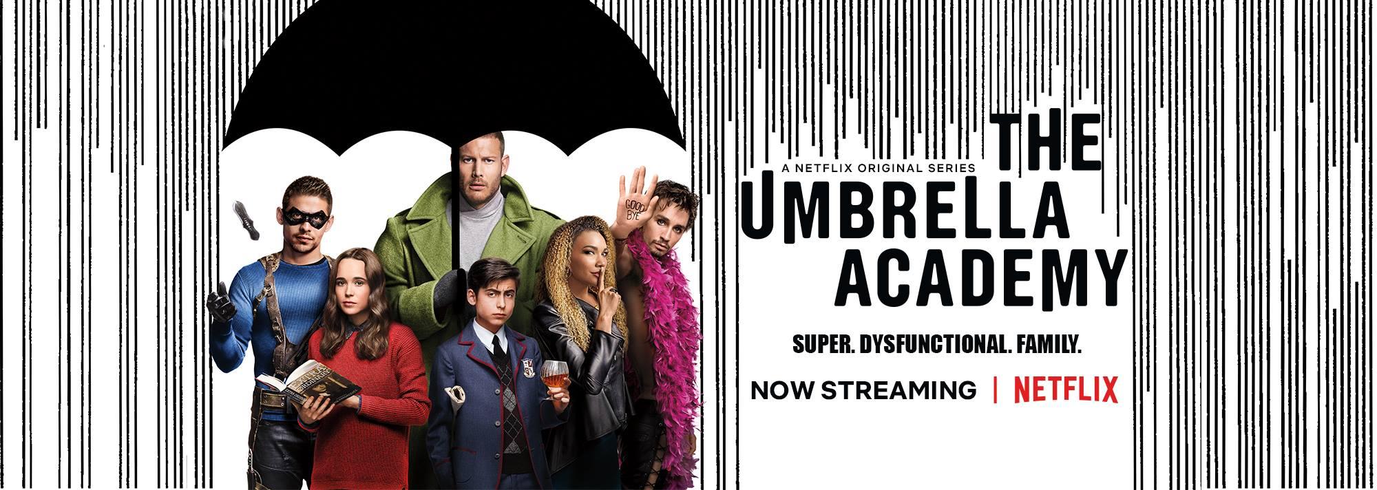 'The Umbrella Academy' Season 2 Starts Filming