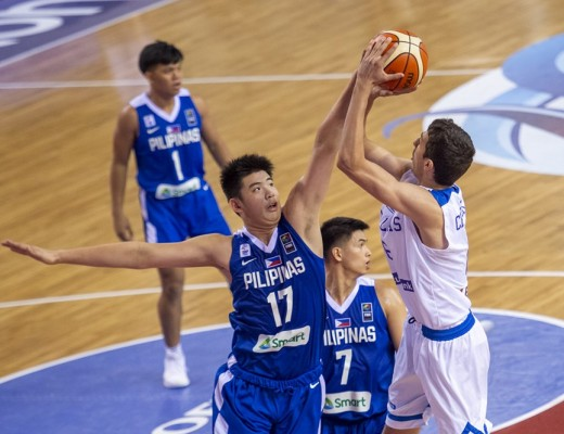 Geo Chiu of Gilas Pilipinas Youth (FIBA.com photo)