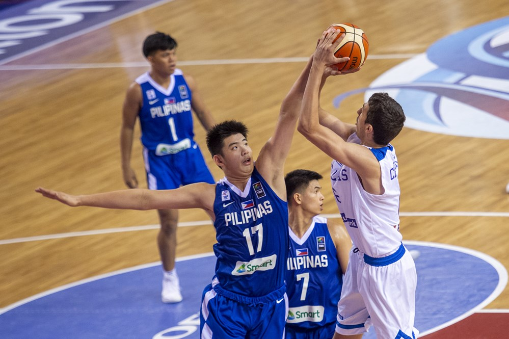 FIBA U19: Gilas Pilipinas Youth vs. Argentina Live Stream [WATCH]