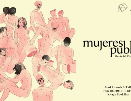 Ayer Arguelles to launch a collection of poems on his research and ruminations about prostitution at Kwago Book Bar on June 28