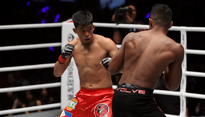 ONE Championship: Banario will not waste new lease on life