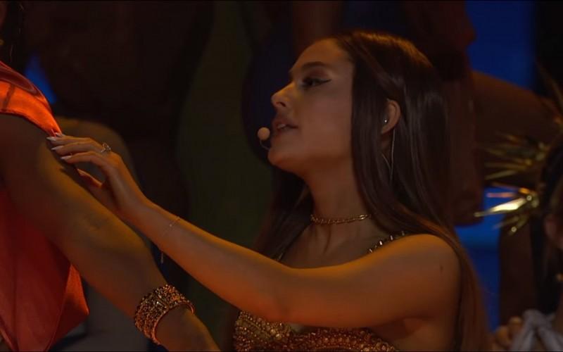 Ariana Grande (MTV International photo)