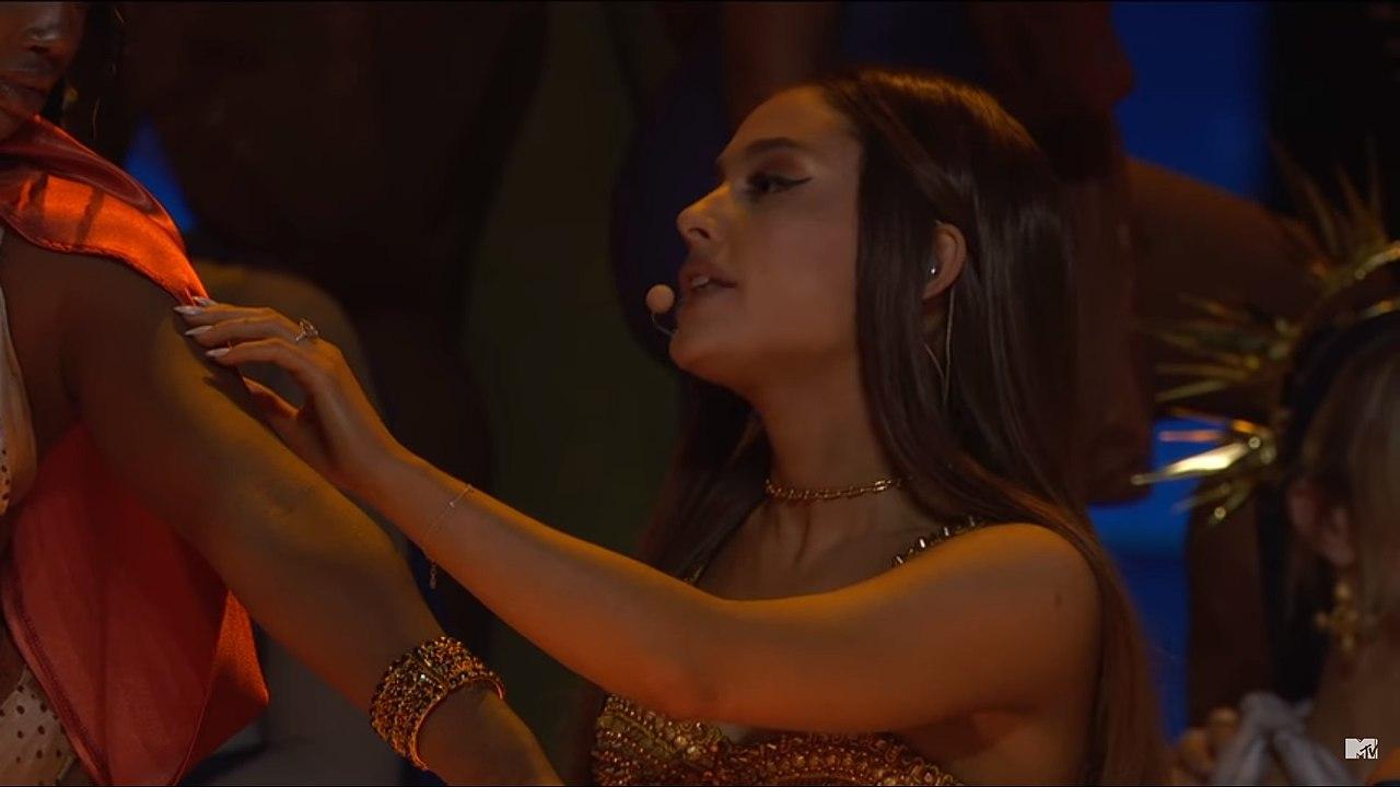 Ariana Grande's headline appearance at Coachella was a 'mindf**k'