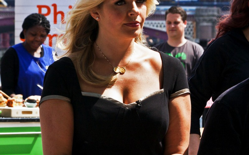Holly Willoughby (photo by Ingy The Wingy | Flickr)