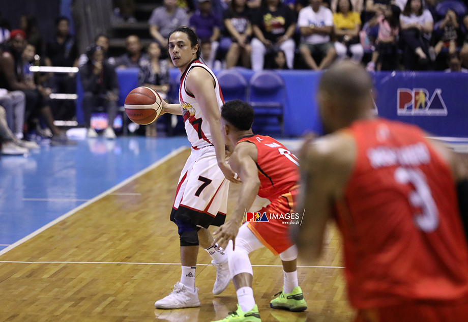 WATCH: Terrence Romeo explains what happened to him and Nico Elorde, raw video