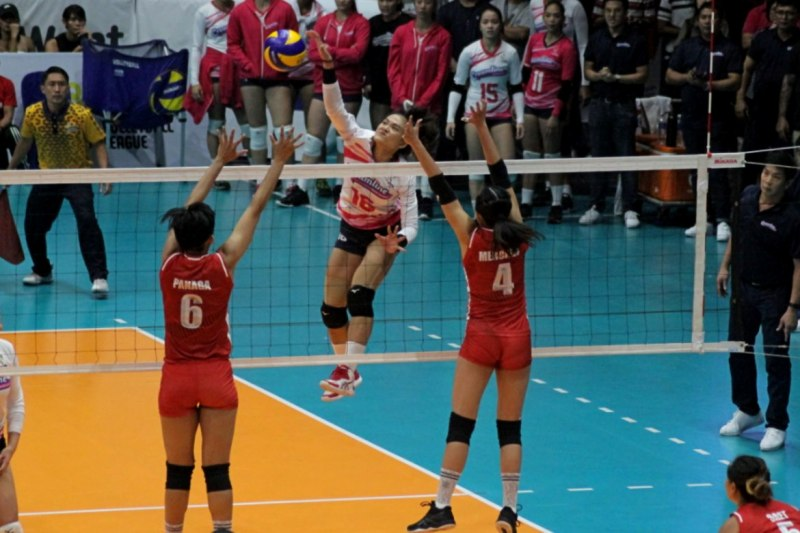 PVL: Angels seek payback against Perlas