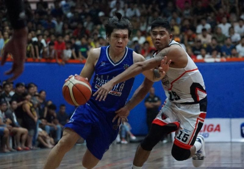 MPBL: Manila, Pampanga try to sustain win run