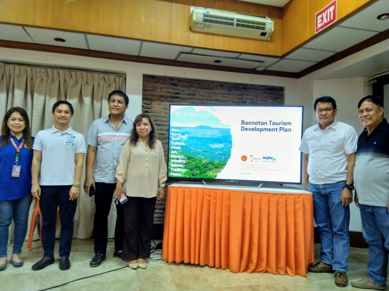 Holcim supports Bacnotan's sustainable tourism growth