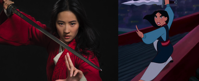 Disney's Live-Action 'Mulan' First Teaser Released