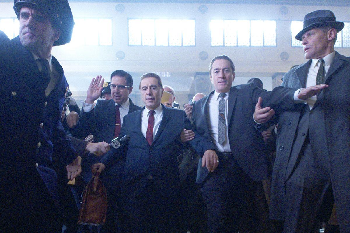 'The Irishman' Trailer Released Featuring Robert de Niro, Al Pacino & Joe Pesci on Netflix