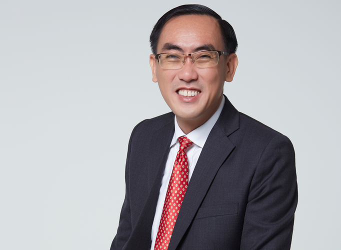 Yeo Siang Tiong, General Manager for Kaspersky Southeast Asia