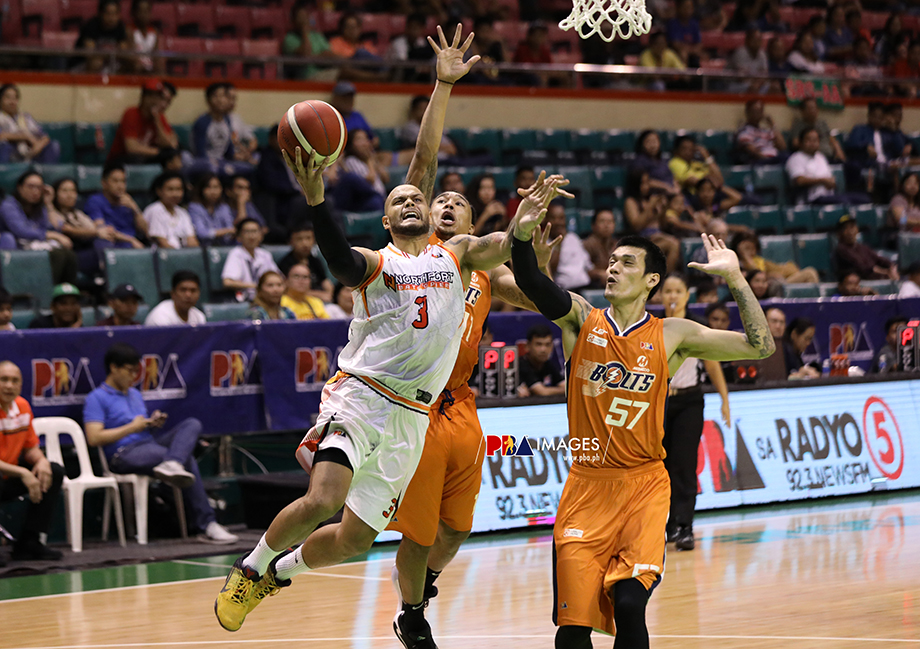 WATCH: Never-say-die spirit with NorthPort, says ex-Ginebra Sol Mercado