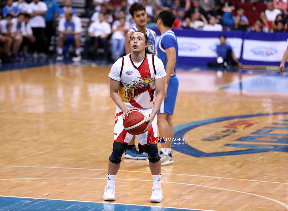 PBA: Returning Romeo admits being only at 30 percent