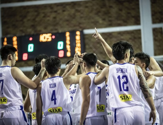 Gilas Pilipinas Youth (FIBA.com photo)