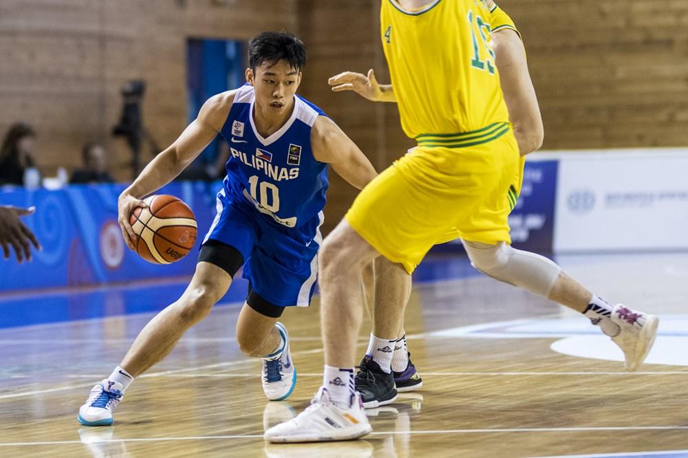 FIBA U19: Gilas Pilipinas defeated by nemesis Australia