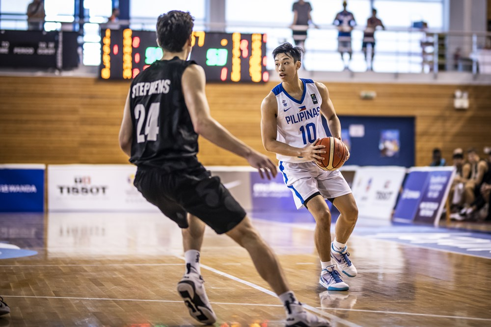 FIBA U19: Gilas Pilipinas Youth collapses against NZ, settles for 14th