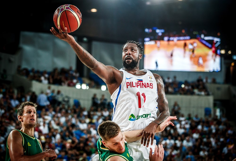 FIBA WC: Andray Blatche working out with Rain or Shine, NLEX