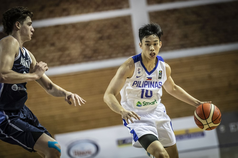 FIBA U19: Gilas Pilipinas Youth falls short anew, loses to Argentina