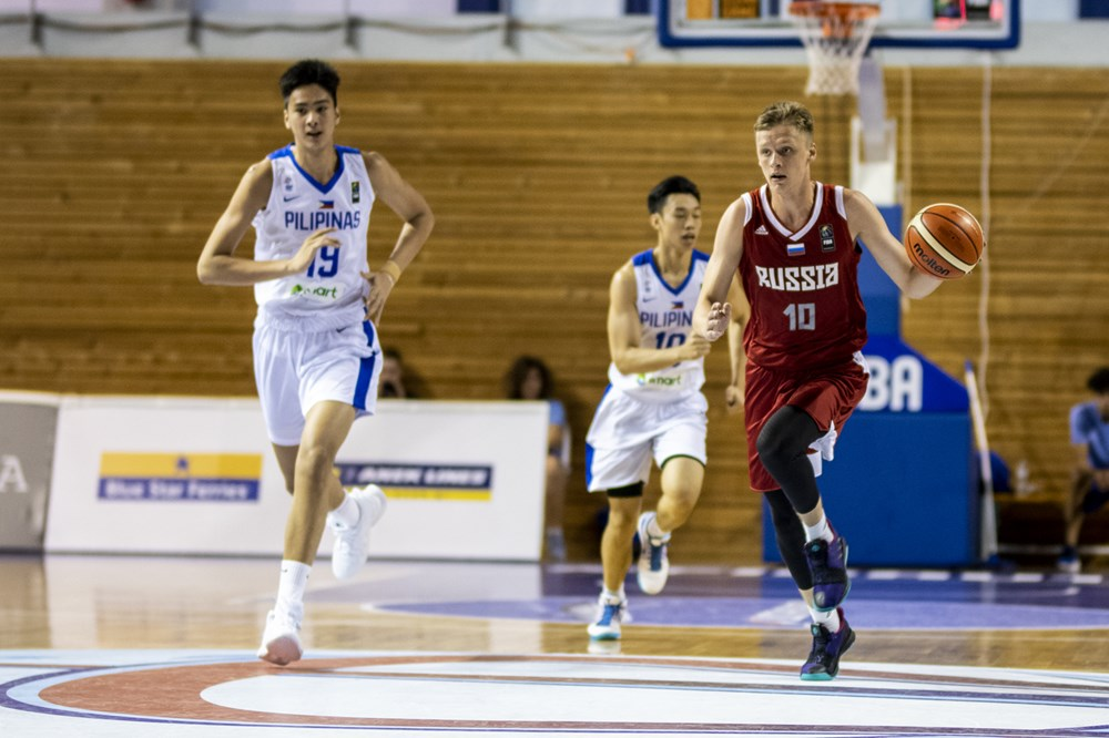 FIBA U19: Gilas eliminated by powerhouse Serbia in knockout stage