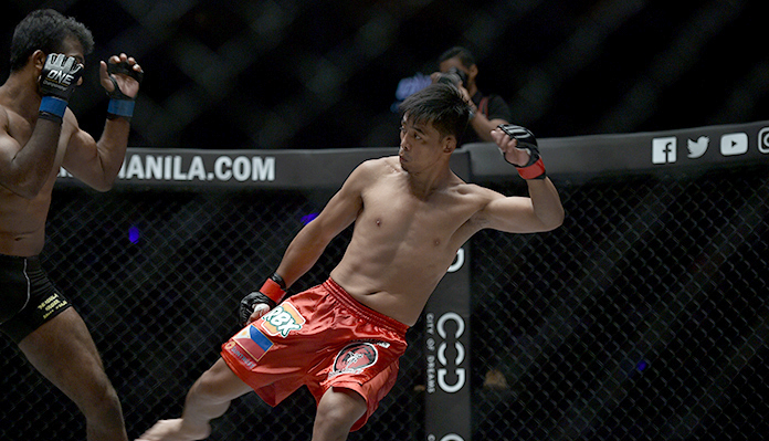 ONE Championship: Banario Training Efficiently To Avoid Injuries