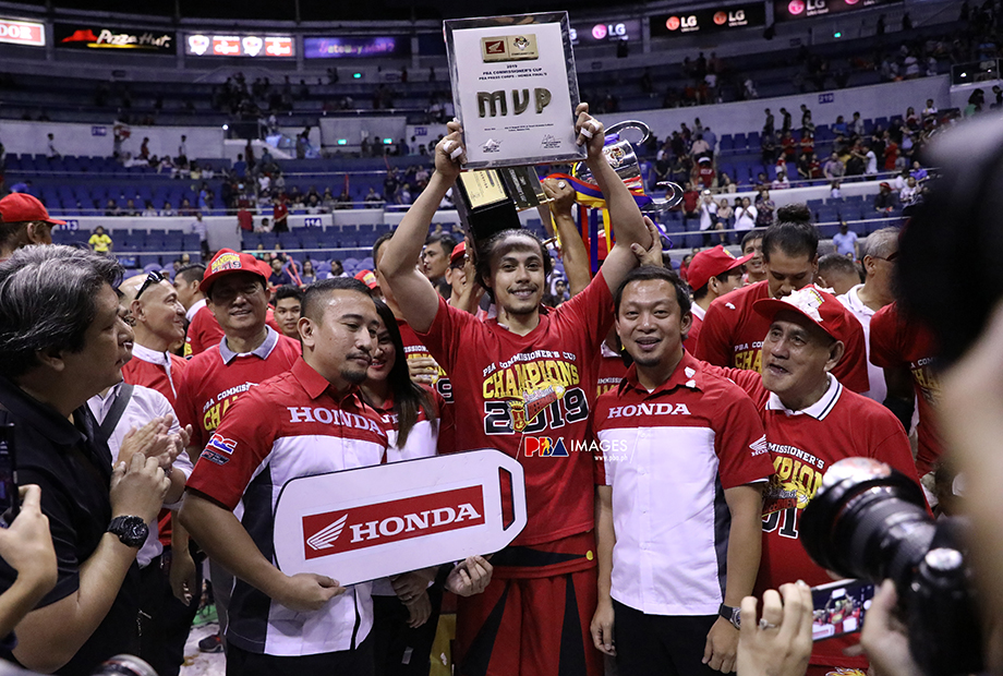 PBA: Terrence Romeo, bench player, didn't expect Finals MVP