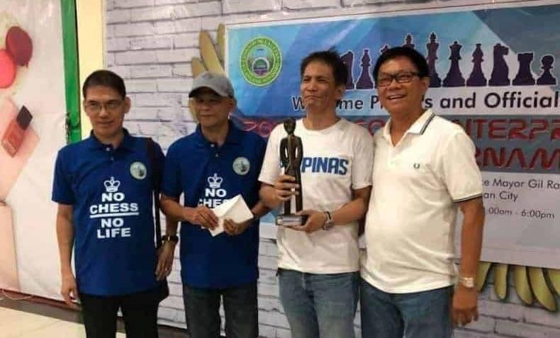 GM Antonio defends Lifecore Enterprises Open chess title