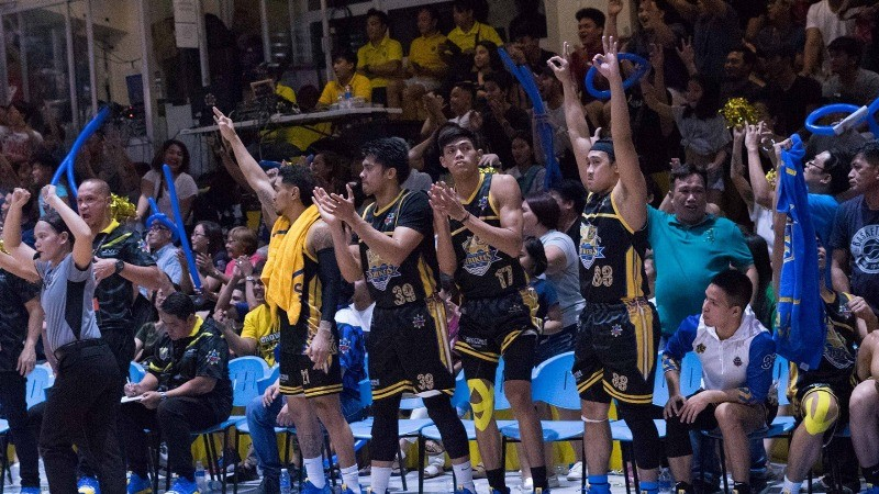 Bacoor Strikers (MPBL photo)