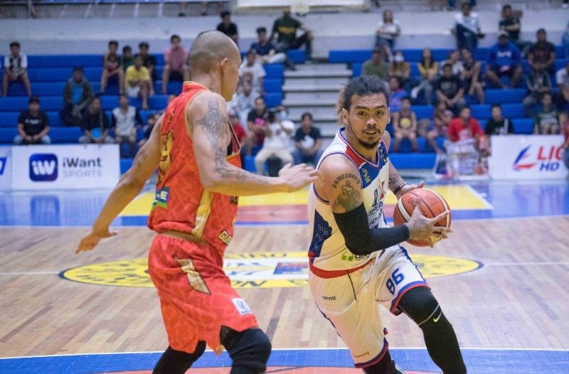 MPBL: Davao Occ. stretches win run
