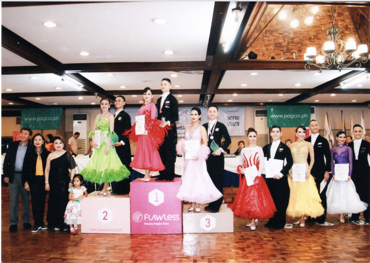 Dance Sports: Aranar-Nualla pair leads DSCPI midyear winners