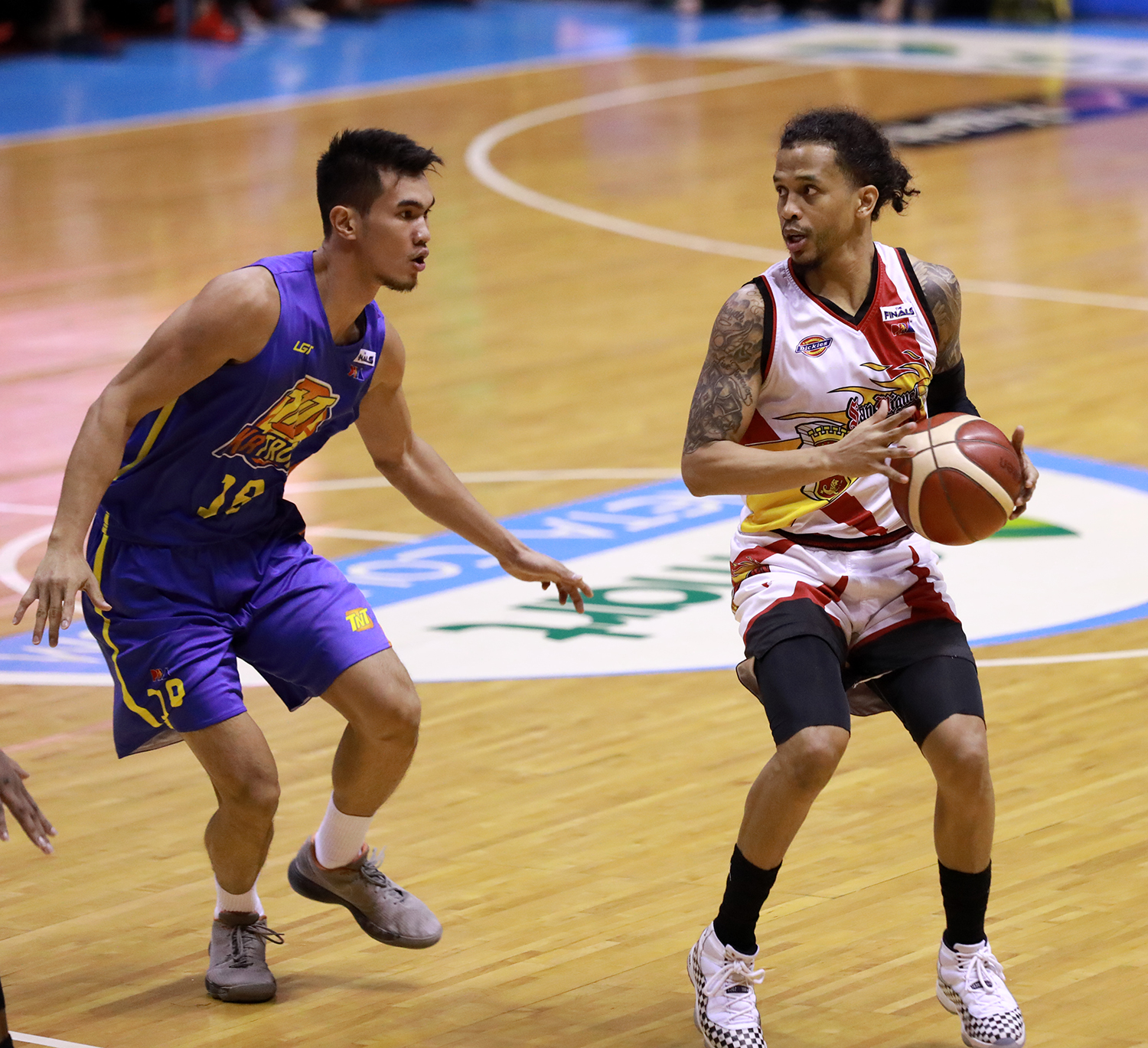 PBA Finals: Chris Ross calls Terrence Jones a baby as SMB loses Game 3