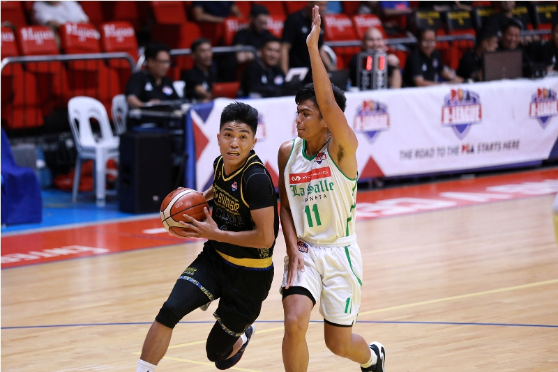 PBA DL: St. Clare clinches playoff spot