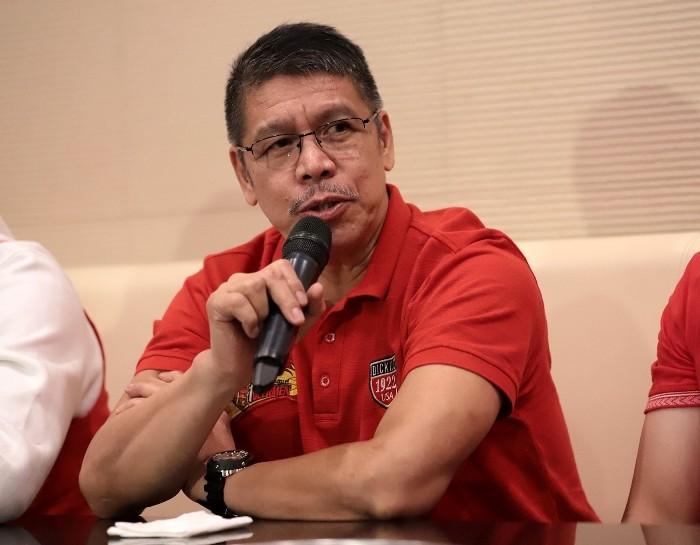 San Miguel Beer head coach Leo Austria (PBA Media Bureau)
