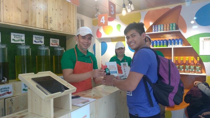 NutriAsia's BYOB Pop-Up Store in BGC draws a crowd