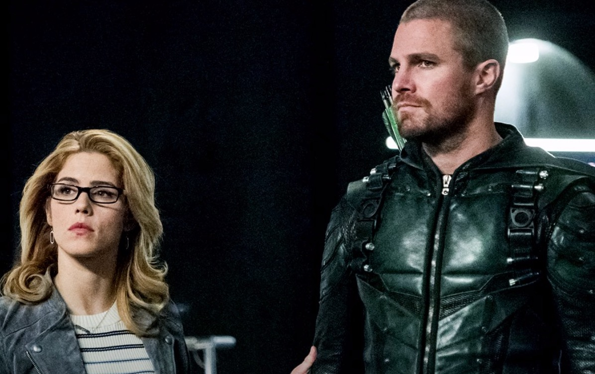 'Arrow' Spinoff or Another DC Show Hatched at The CW