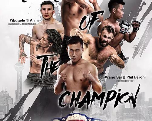 REBEL Fighting Championship