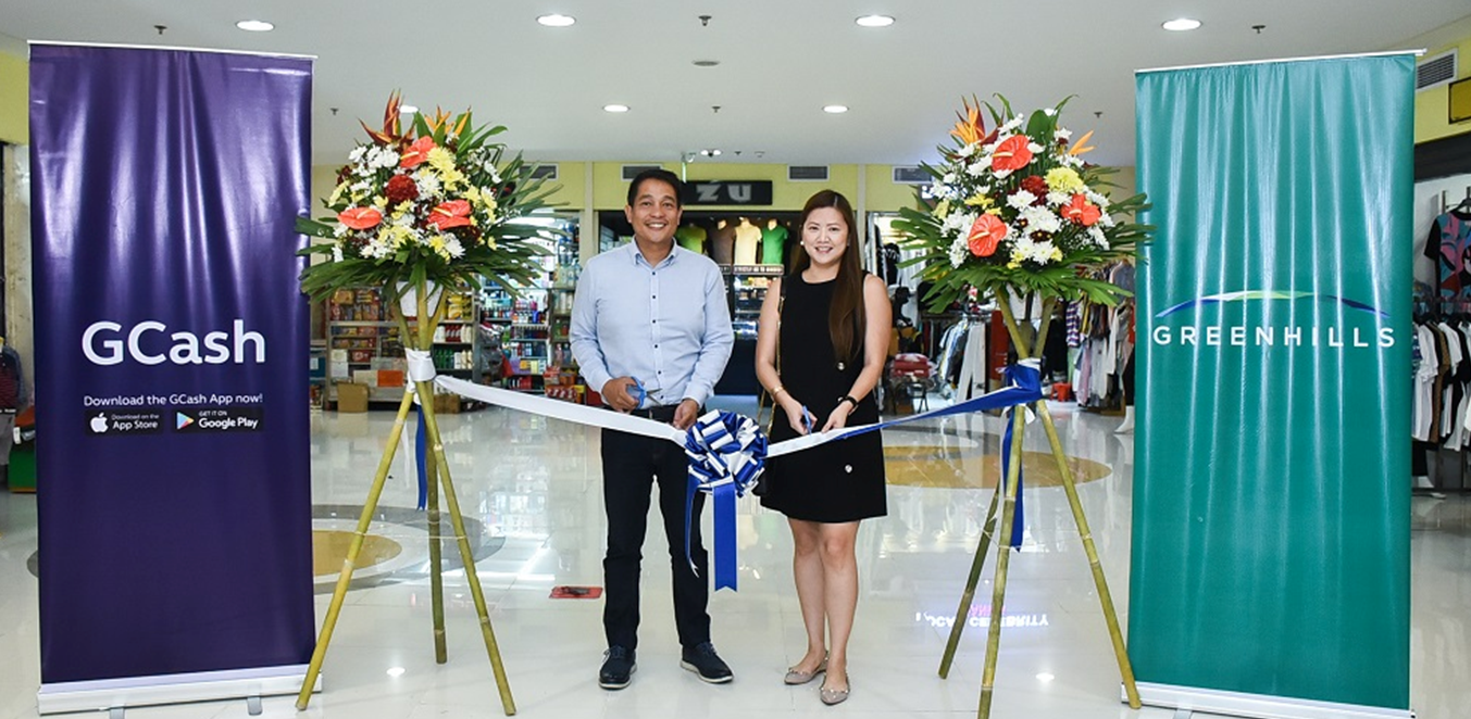 Mall giant Greenhills moves towards QR payments, GCash committed to support drive