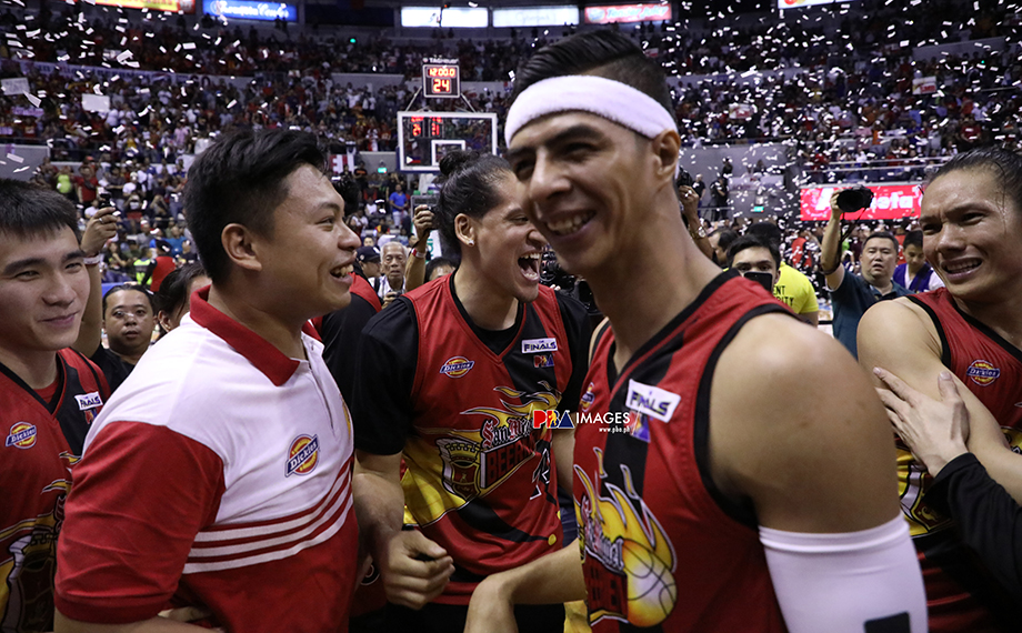 PBA: Arwind Santos learns valuable lessons from Comms Cup Finals series